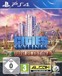 Cities: Skylines - Parklife Edition (Playstation 4)