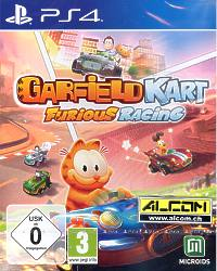 Garfield Kart: Furious Racing (Playstation 4)