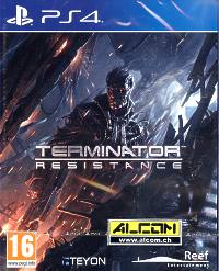 Terminator: Resistance (Playstation 4)