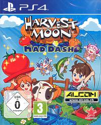 Harvest Moon: Mad Dash (Playstation 4)
