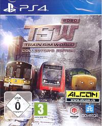 Train Sim World 2020 - Collectors Edition (Playstation 4)
