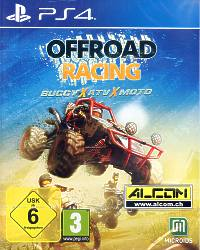 Offroad Racing: Buggy x ATV x Moto (Playstation 4)
