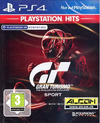 Gran Turismo Sport - Playstations Hits (Playstation 4)