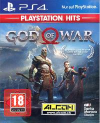 God of War - Playstation Hits (Playstation 4)
