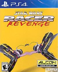 Star Wars: Racer Revenge (Playstation 4)