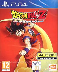 Dragonball Z: Kakarot (Playstation 4)