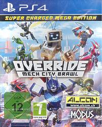 Override: Mech City Brawl - Super Charged Mega Edition (Playstation 4)
