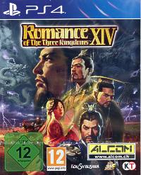 Romance of the Three Kingdoms 14 (Playstation 4)