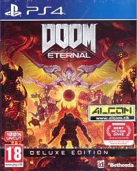Doom Eternal - Deluxe Edition (Playstation 4)