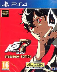 Persona 5 Royal - Launch Edition (Playstation 4)