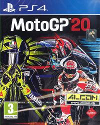Moto GP 20 (Playstation 4)
