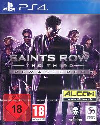 Saints Row: The Third - The Full Package Remastered (Playstation 4)