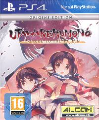 Utawarerumono: Prelude to the Fallen - Origins Edition (Playstation 4)