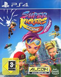 Super Kickers League Ultimate (Playstation 4)