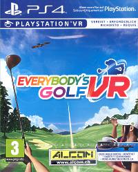 Everybodys Golf (benötigt Playstation VR) (Playstation 4)