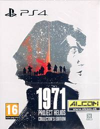 1971 Project Helios - Collectors Edition (Playstation 4)