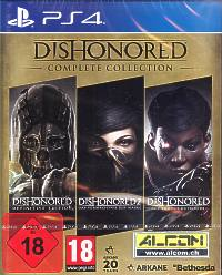 Dishonored - Complete Collection (Playstation 4)