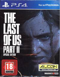 The Last of Us Part 2 - Special Edition (Playstation 4)