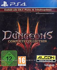 Dungeons 3 - Complete Collection (Playstation 4)