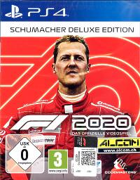 F1 2020 - Schumacher Deluxe Edition (Playstation 4)