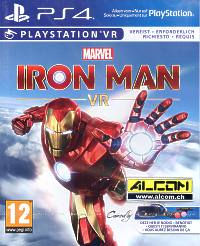 Iron Man (benötigt Playstation VR) (Playstation 4)
