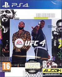 UFC 4 (Playstation 4)