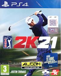 PGA Tour 2K21 (Playstation 4)