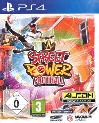 Street Power Football (Playstation 4)