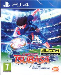 Captain Tsubasa: Rise of New Champions (Playstation 4)
