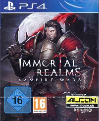 Immortal Realms: Vampire Wars (Playstation 4)