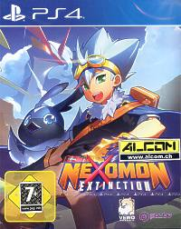 Nexomon: Extinction (Playstation 4)