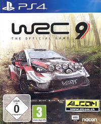WRC 9 (Playstation 4)