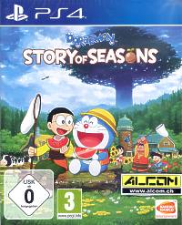 Doraemon: Story of Seasons (Playstation 4)