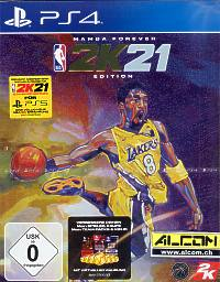 NBA 2K21 - Mamba Forever Edition (Playstation 4)