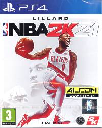 NBA 2K21 (Playstation 4)