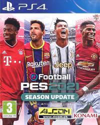 eFootball PES 2021 - Season Update (Playstation 4)
