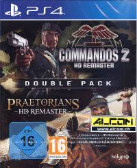 Commandos 2 + Praetorians: HD Remaster - Double Pack (Playstation 4)