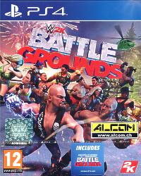 WWE 2K Battlegrounds (Playstation 4)
