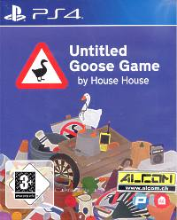 Untitled Goose Game (Playstation 4)