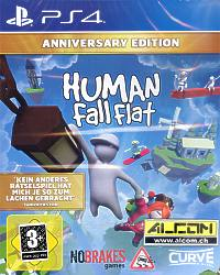 Human: Fall Flat - Anniversary Edition (Playstation 4)