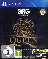 Lets Sing Queen (Playstation 4)
