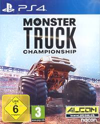 Monster Truck Championship (Playstation 4)