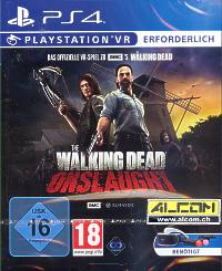 The Walking Dead Onslaught (benötigt Playstation VR) (Playstation 4)