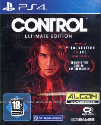 Control - Ultimate Edition (Playstation 4)
