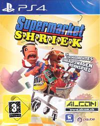 Supermarket Shriek (Playstation 4)