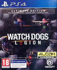 Watch Dogs: Legion - Ultimate Edition (Playstation 4)