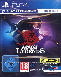 Ninja Legends (benötigt Playstation VR) (Playstation 4)