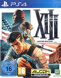 XIII: Remake - Limited Edition (Playstation 4)