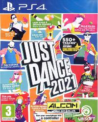 Just Dance 2021 (Playstation 4)