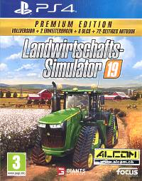 Landwirtschafts Simulator 2019 - Premium Edition (Playstation 4)